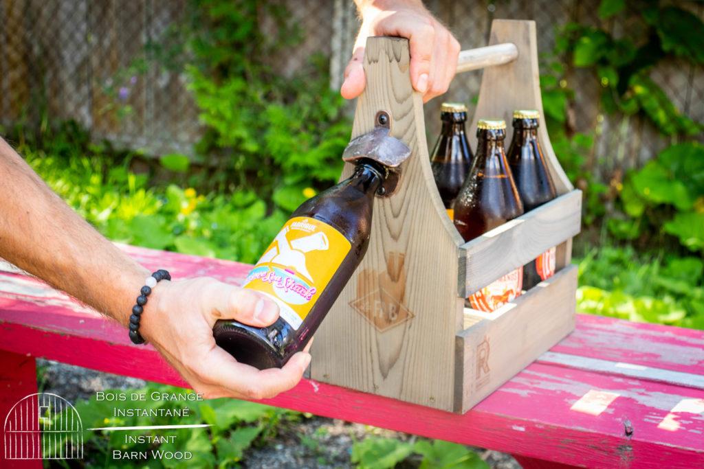 Caisson à bière-Pin